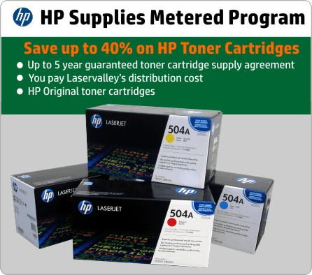 Supplies Metered Program for cartridges
